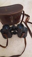 old binoculars with original case Coombabah Gold Coast North Preview