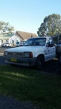 1994 Ford Courier Ute Sawtell Coffs Harbour City Preview