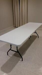Table and Chair  Hire Taylors Lakes Brimbank Area Preview