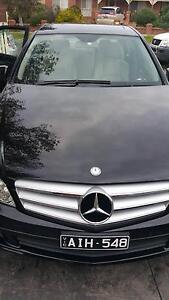 2010 Mercedes-Benz C200 Sedan Sydenham Brimbank Area Preview