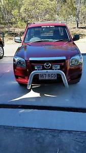2007 Mazda BT50 Ute Camira Ipswich City Preview