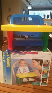Safety 1st portable booster seat Beaconsfield Fremantle Area Preview