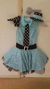 Jazz Ballet Costume - EX COND - WORN ONCE Buderim Maroochydore Area Preview