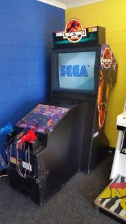 Jurrasic park lost world arcade machine Sidmouth West Tamar Preview