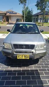 Subaru Forester Wagon*145K*Auto*5 Months Rego*Regular Service* Willmot Blacktown Area Preview