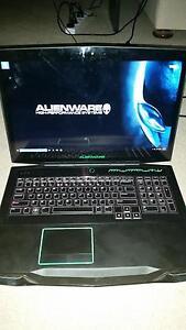 Alienware Gaming Laptop! Alienware M17xR4 Echuca Campaspe Area Preview