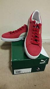 Puma Suede Classic Red Randwick Eastern Suburbs Preview