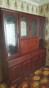 Wall Unit/Buffet with Hutch (excellent condition) MUST SELL Sunshine West Brimbank Area Preview