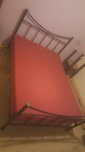 Double Bed Base and Mattress Werribee Wyndham Area Preview