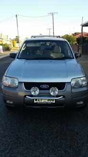 2004 ford escape 4x4