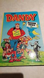 THE DANDY BOOK / ANNUAL 1992 Hallett Cove Marion Area Preview