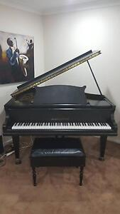 Collard & Collard Baby Grand Piano Goulburn Goulburn City Preview
