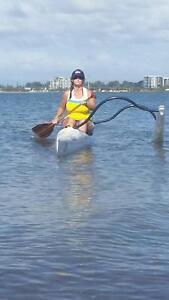 oc1 outrigger canoe Brisbane City Brisbane North West Preview