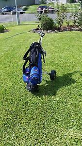 Junior Golf Set (includes buggy) Abbotsbury Fairfield Area Preview