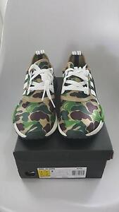 "Adidas x ""Bape NMD R1 Green Camo"" Rooty Hill Blacktown Area Preview"