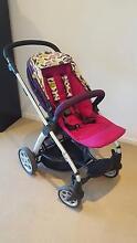 Sola Stroller by Mamas & Papas - 'Purple' colour Docklands Melbourne City Preview