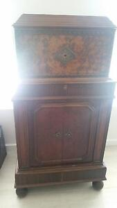 Antique Cabinet (Old Gramophone) Merewether Newcastle Area Preview