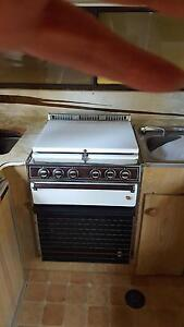 Caravan stove/oven and fridge Elwood Port Phillip Preview