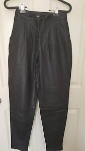 Leather Pants - Black - 38 Peakhurst Hurstville Area Preview