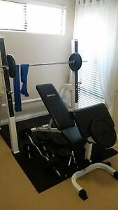 Weight equipment and bench/rack Seville Grove Armadale Area Preview
