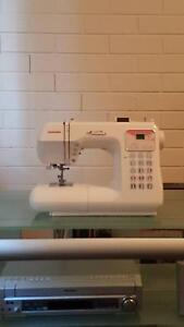 Janome Sewing Machine Girrawheen Wanneroo Area Preview