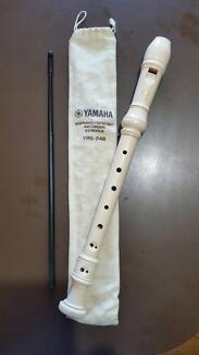 Recorders Yamaha and Shepherd