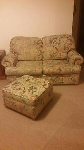 Two identical sofa's with ottoman Holden Hill Tea Tree Gully Area Preview