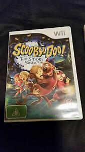 SCOOBYDOO FIRST FRIGHTS /SCOOBYDOO THE SPOOKY SWAMP. Murrumba Downs Pine Rivers Area Preview