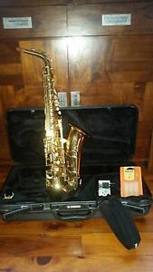 Yamaha Yas275 Alto Saxophone Helensvale Gold Coast North Preview