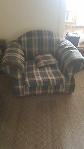 Couch and 2 single chairs Guyra Guyra Area Preview