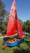 Mirror Dinghy - race-ready including new sails, mast & boom Chelmer Brisbane South West Preview