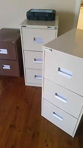 Filing Cabinets Ridgehaven Tea Tree Gully Area Preview