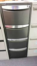 Metal Filing Cabinet with Key Carlton Melbourne City Preview