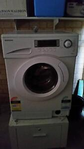 samsung washing machine front loader with storage drawer Mount Claremont Nedlands Area Preview