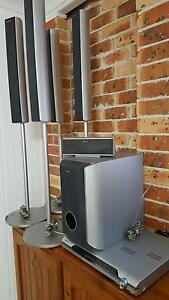 Sony DVD Home Theatre System Boambee East Coffs Harbour City Preview