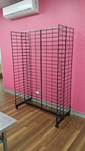 Slat Grid Gondola on wheels - Great condition - 3 Available Eatons Hill Pine Rivers Area Preview