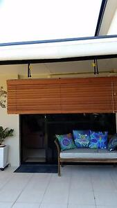 Wooden Blind Buderim Maroochydore Area Preview