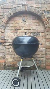 Weber Kettle Barbeque North Turramurra Ku-ring-gai Area Preview