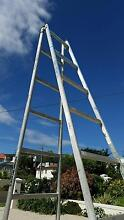 Painters Trestles 2 x 3.6 m G James aluminium + 6m Plank Coorparoo Brisbane South East Preview