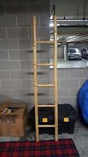 Bamboo ladder Homebush West Strathfield Area Preview