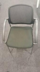 Black Office chairs x20 buy one or all. Sydney City Inner Sydney Preview