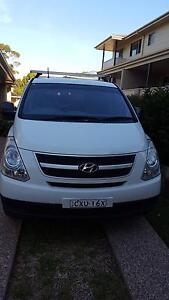 2010 Hyundai iLoad Van/Minivan Port Macquarie Port Macquarie City Preview