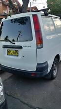 1998 Toyota Townace Van/Minivan Sydney City Inner Sydney Preview