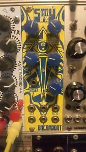 Snazzy FX Dreamboat Eurorack Module Fawkner Moreland Area Preview