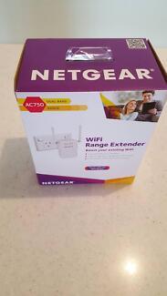 EX6100 – AC750 WiFi Range Extender