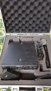 QUICK SALE - Wireless Mic Kit and Receiver in Case by SHURE Melbourne CBD Melbourne City Preview