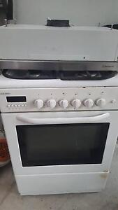 Stand alone cooktop and oven Salt Ash Port Stephens Area Preview