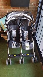 Vee Bee by Valco Double Stroller Airport West Moonee Valley Preview