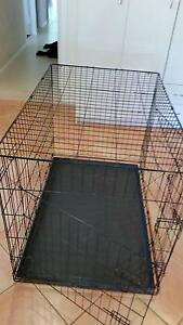 Extra Large Portable pet kennel Arundel Gold Coast City Preview