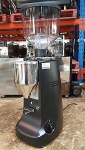 ELECTRONIC MAZZER ROBUR CHEAP USED ESPRESSO COFFEE GRINDER Cremorne Yarra Area Preview